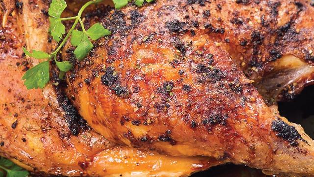 Busha Browne Jerk Chicken