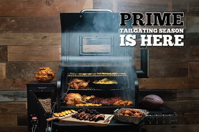 GMG Prime WiFi Smart Control Grills