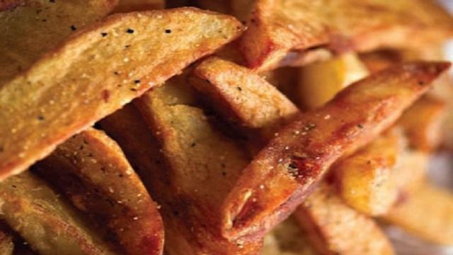 Twice Fried Fries
