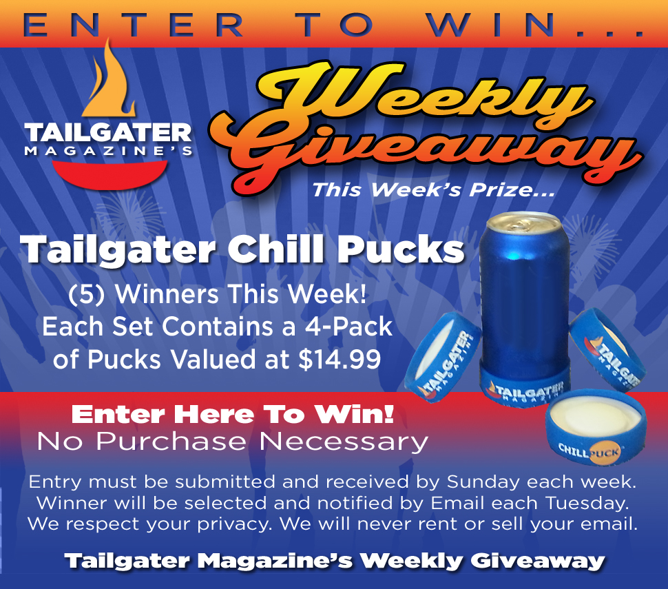 Dealerships Open On Sunday >> Tailgating Contests - Tailgating Giveaways | Tailgater ...