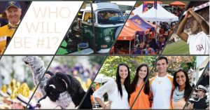 2016 Top 25 College Tailgates Part 3