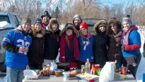 The Art of Cold-Weather Tailgating
