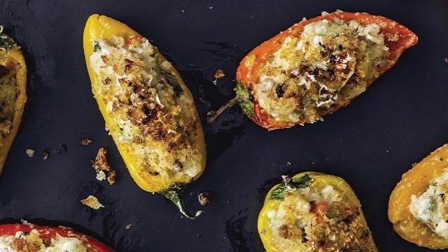 Sweet Italian Pepper Poppers