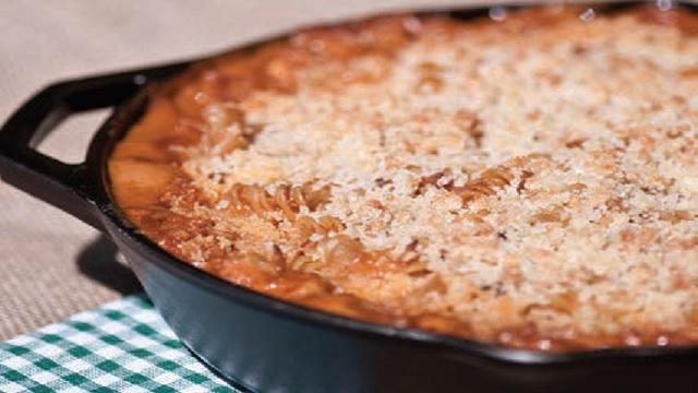 Sweet Heat BBQ Mac and Cheese