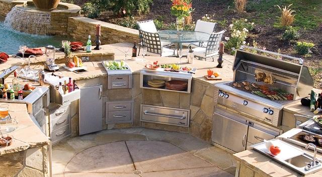 Alfresco Open Air Culinary Systems