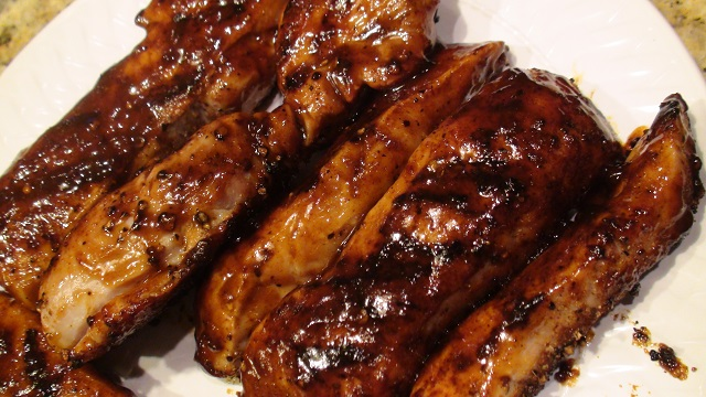 Ted Abela's Asian Country-Style Pork Loin Ribs