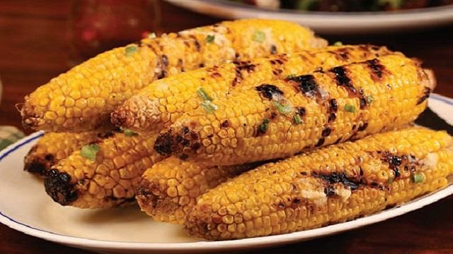 Samuel Adams® Boston Lager Beer Butter Grilled Corn