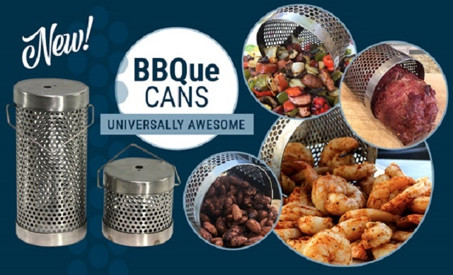 Barrel House Universal BBQue Can