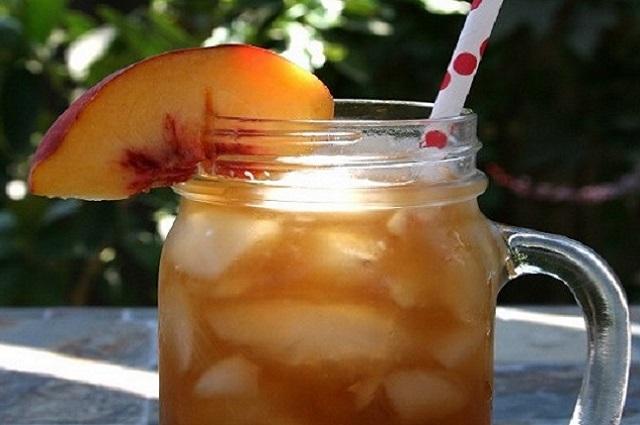 Peach Pinot Grigio Sweet Tea