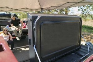 MyTcase: Outdoor Protection for Your TV