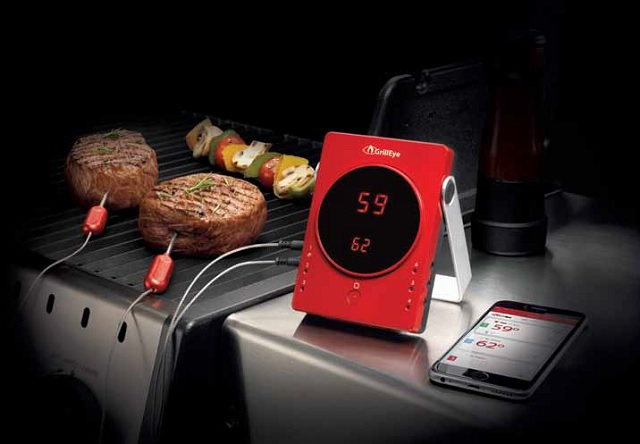 Grilleye® Bluetooth Grilling Thermometer