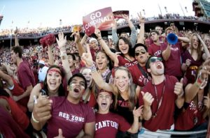 2017 Top College Tailgates #22 Stanford University