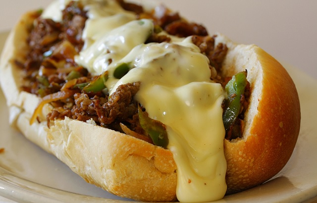 Texas Style (Philly) Cheese Steaks