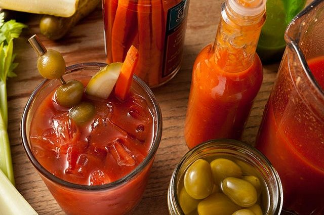 How to Build A Tailgate Bloody Mary Bar