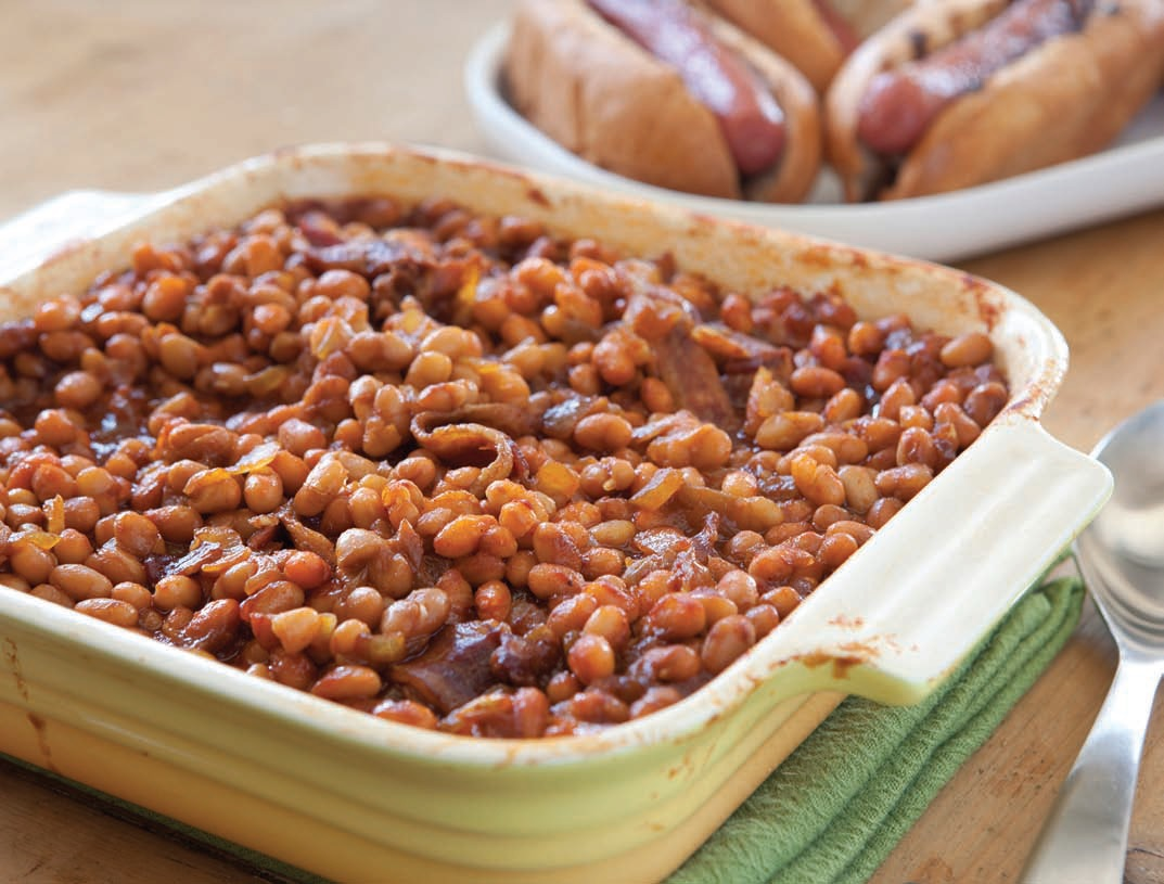 Classic Baked Beans