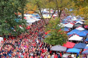 2017 Top College Tailgates #5 Ole Miss