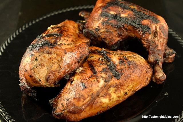 Cranberry Teriyaki Chicken