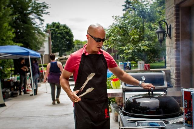 Griller Guy – Mike Lang