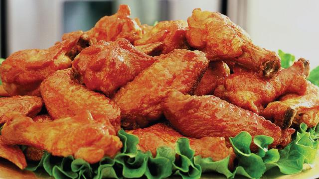 Crown Royal Chicken Wings