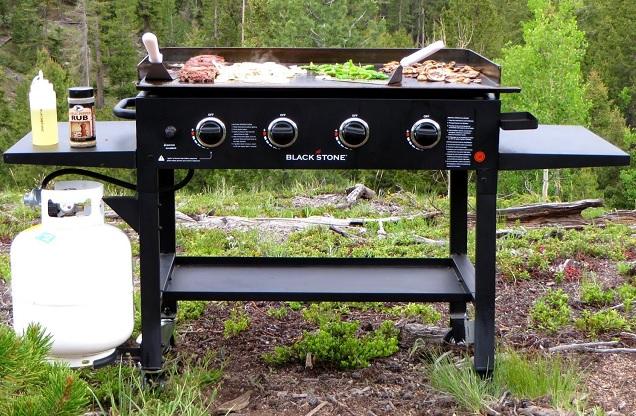 """Blackstone 36"""" Outdoor Grill"""