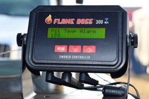 Flame Boss 300 WiFi Smoker Controller