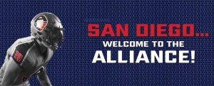 Alliance Coming San Diego