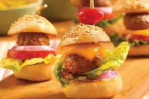 Casa Mini Meatball Hamburgers