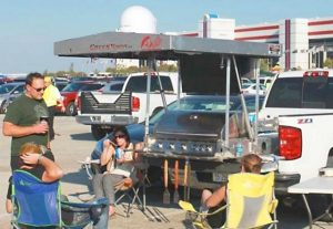 ChuckWagon Mobile Grilling System