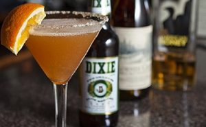 The Beer, Bourbon and Barbecue Cocktail