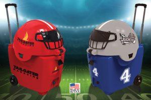 Jughead Football Helmet Coolers