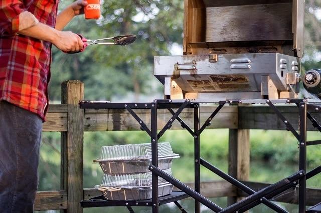 GCI Outdoor Slim-Fold Cook Station™