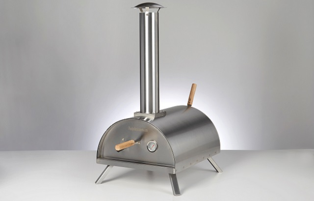 Portable Wood Pellet Pizza Oven