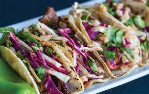 Korean Tailgate Tacos