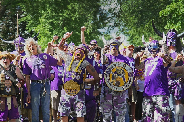 Skol! Viking World Order