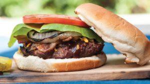Stubb's Cowboy Burger