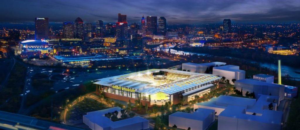 New Crew Stadium?