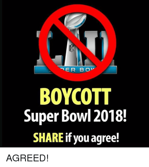 Big Easy Super Bowl Boycott