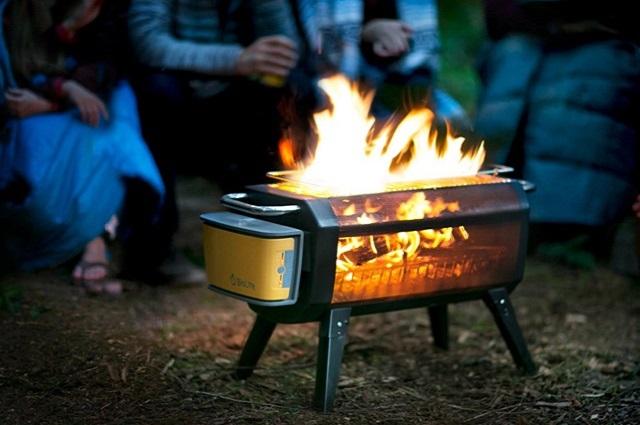 BioLite Wood & Charcoal Burning FirePit