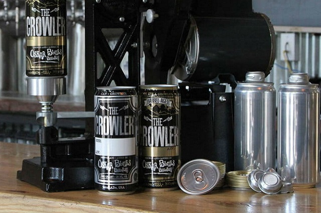Getting Canned – Beer Crowlers & Tailgates
