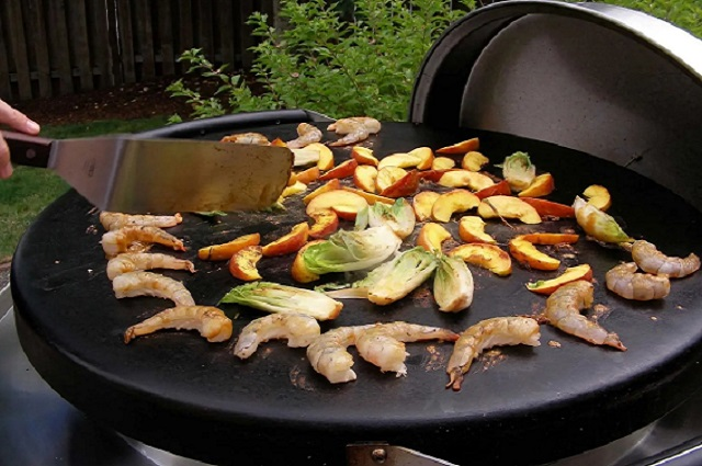 Evo Professional Classic Tabletop Grill Tailgater Magazine Cooking outdoors is a delight. evo professional classic tabletop grill