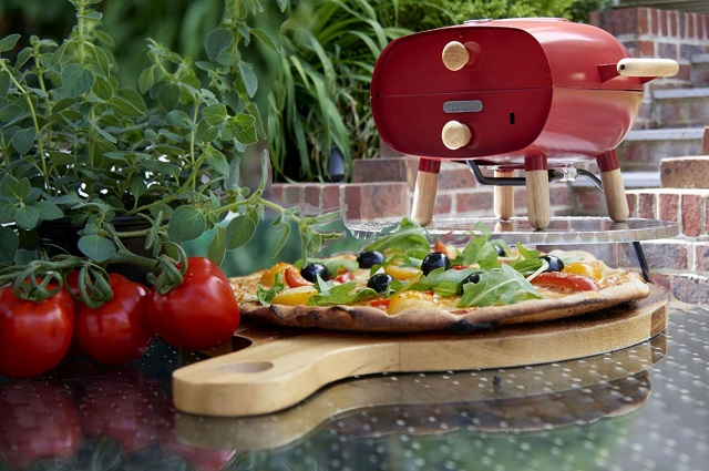 Firepod Portable Stone Baked Pizza Oven and Grill