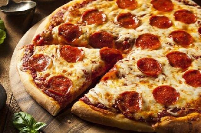 Firepod Easy Pepperoni Pizza