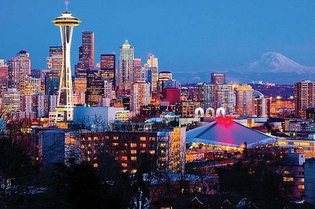 Seattle – It's Raining Sports