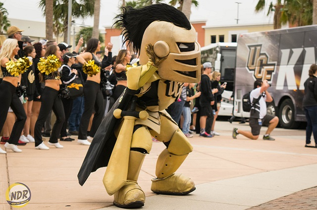 University of Central Florida – Knights Go Tailgating