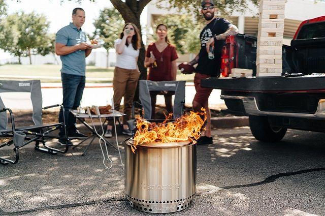 Solo Stove Bonfire Backyard Fire Pit