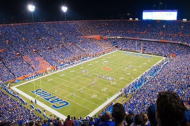 University of Florida – Gators Swamp Style Tailgating