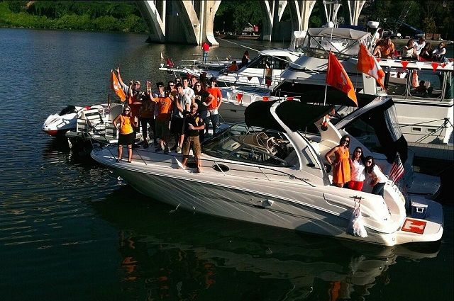 University of Tennessee – Volunteer Tailgating