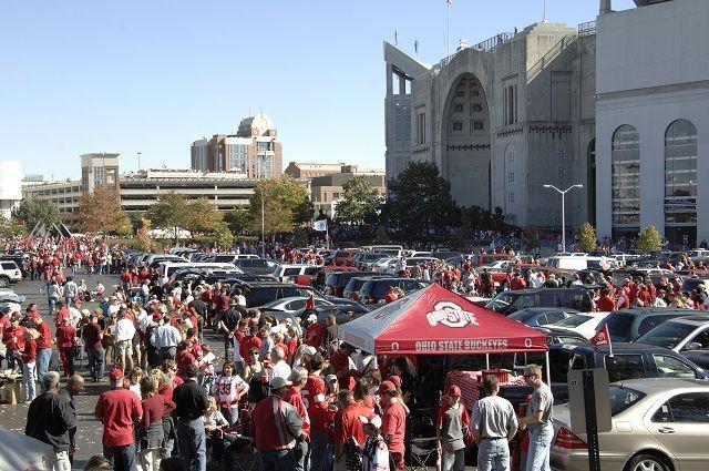 Ohio State University – Buckeyes Tailgate