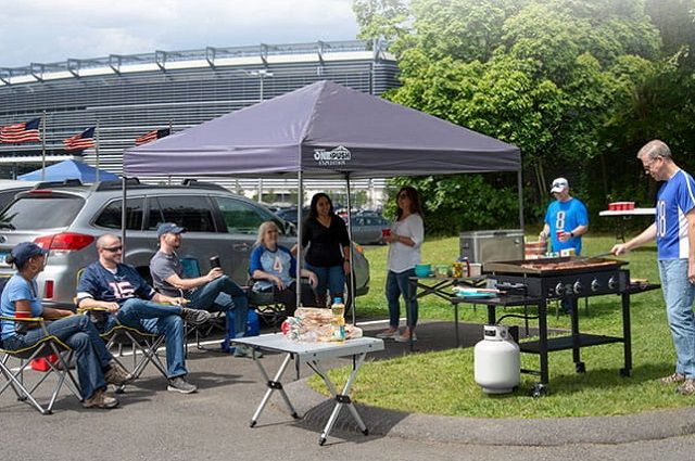 Tailgating Must-Haves from ShelterLogic Group