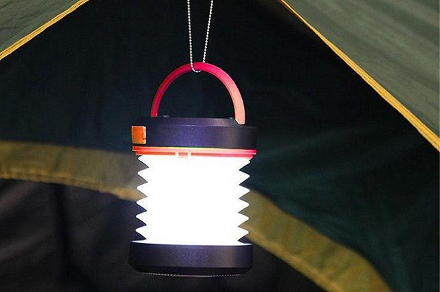 Portable Solar Camping Lantern